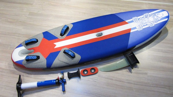 Starboard - Airplane Freeride Gonfiabile 242 x 72 Demo €699