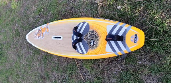 Starboard - Wave quad wood 92 2015