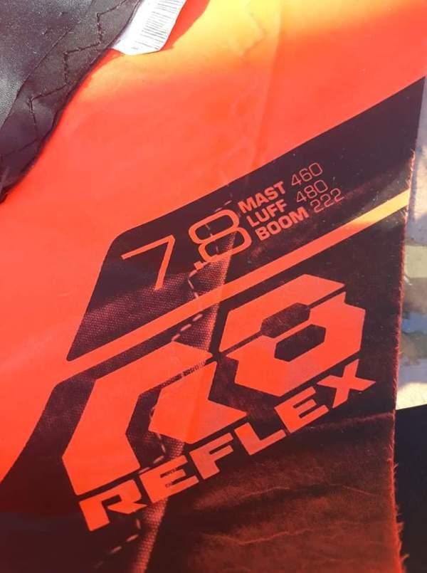 Severne Sails - R8 Reflex