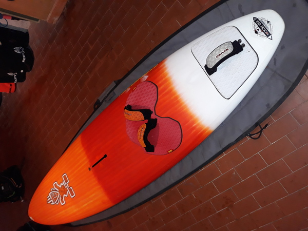 Starboard - Kode wave 83