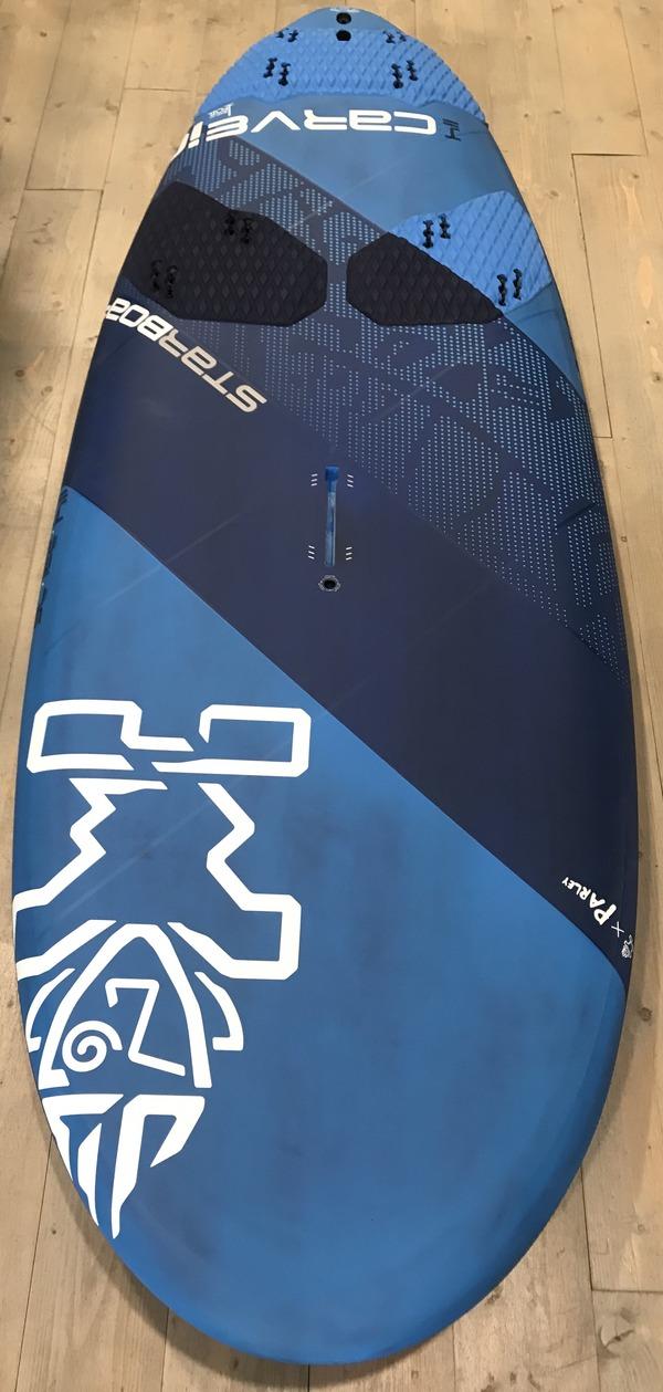 Starboard - Carve IQ 114 Flax Balsa 2019