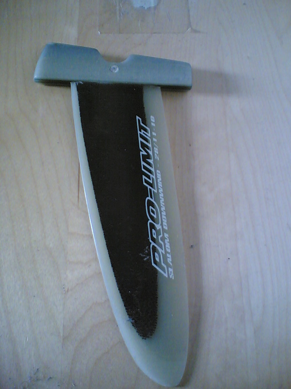 Pro Limit - pinna windsurf 28cm slalom downwind Power-Box