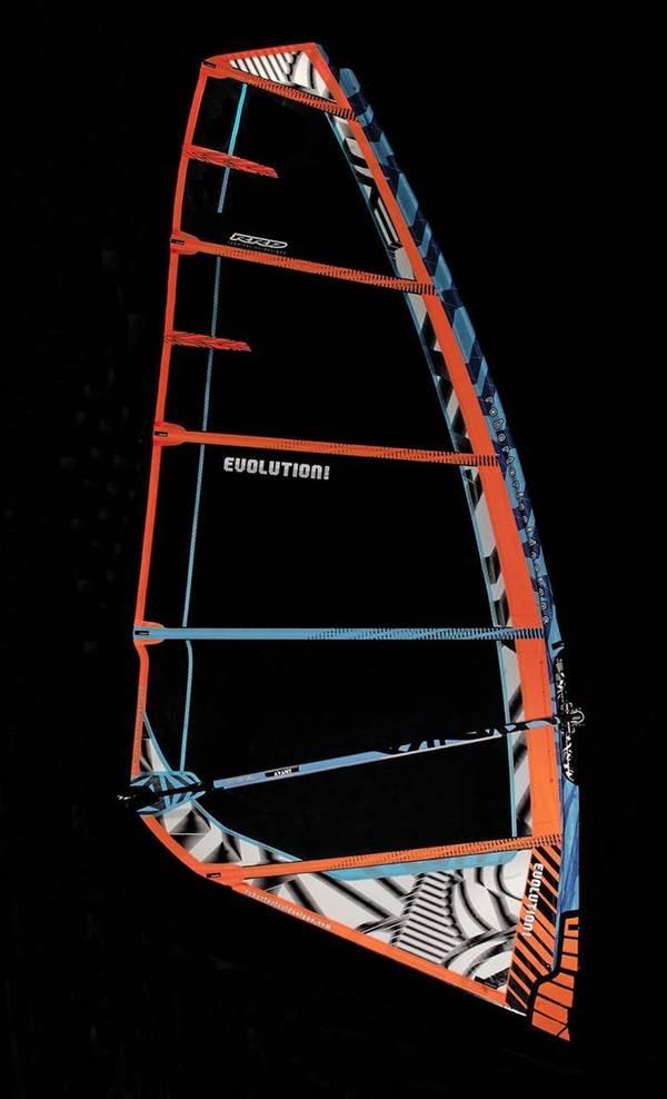Rrd - Vela EVOLUTION MK9 8.0 m - Super Prezzo!