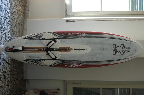 Starboard - Kode 94 carbon