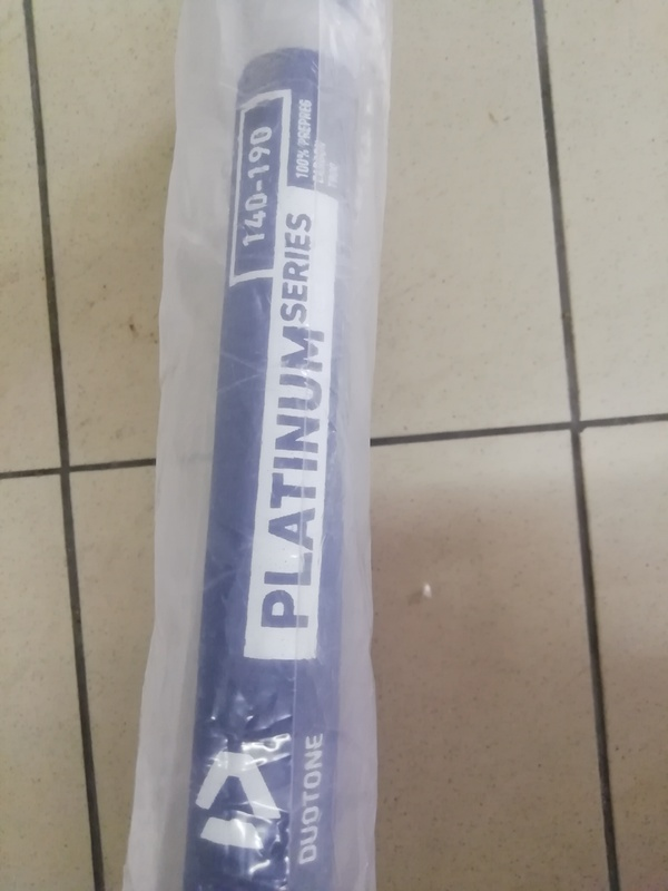 Duotone - platinum 140-190