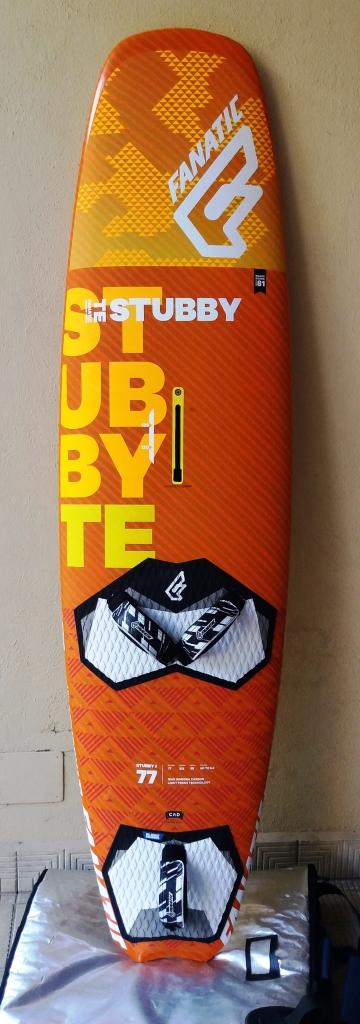 Fanatic -  STUBBY Wave 77