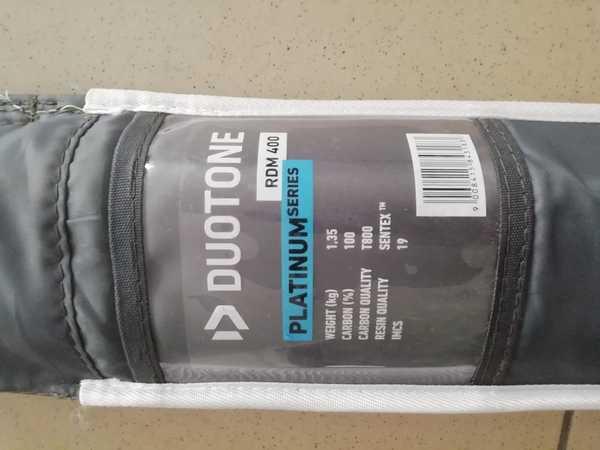 Duotone - Platinum 400