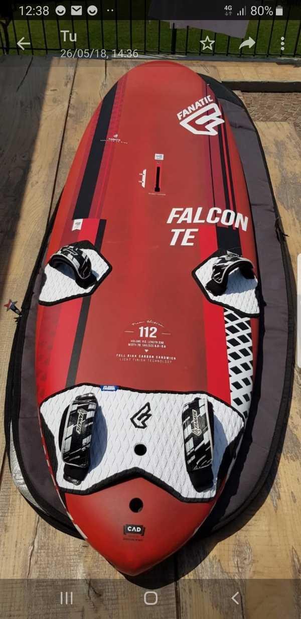 Fanatic - Falcon