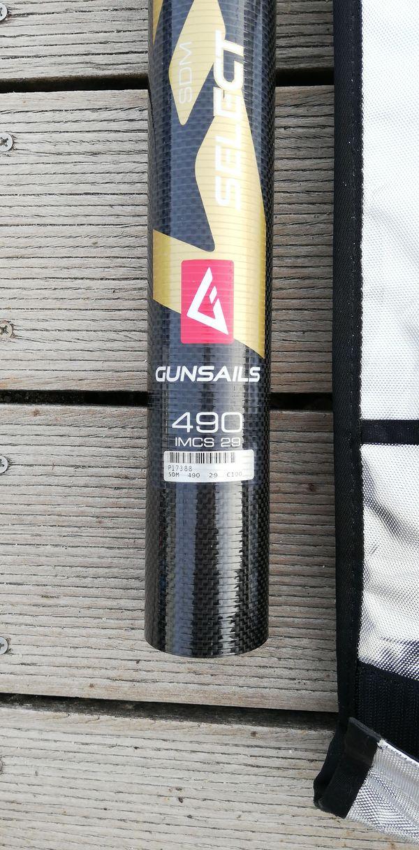 Gun Sails - 490 constant curve