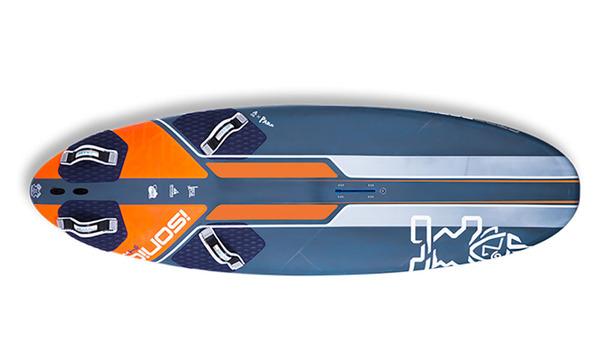 Starboard - ISONIC 117 Carbon reflex