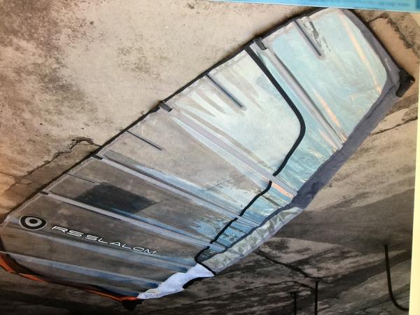 Neil Pryde - Re slalom