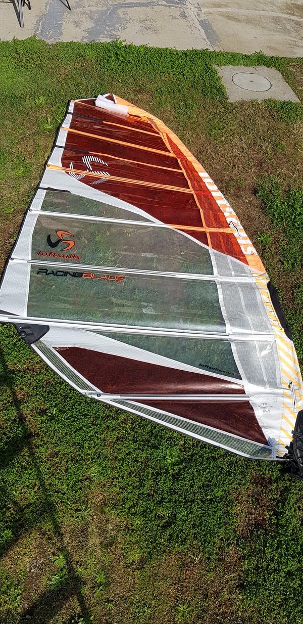 Loft Sails - RACINGBLADE7mq
