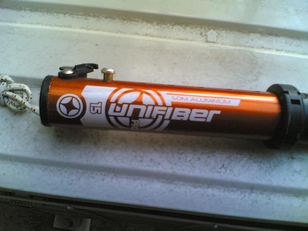 altra - Unifiber prolunga SDM 20cm pin
