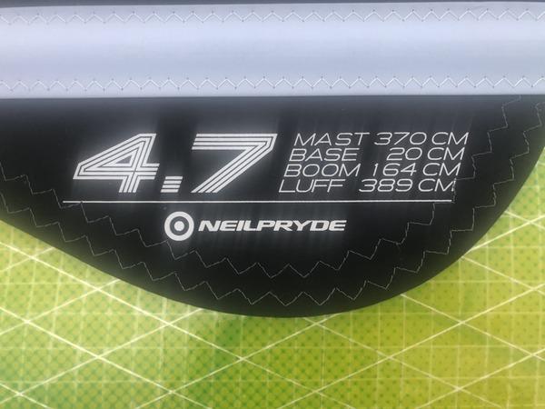 Neil Pryde - Neilpryde Combat HD 4.7