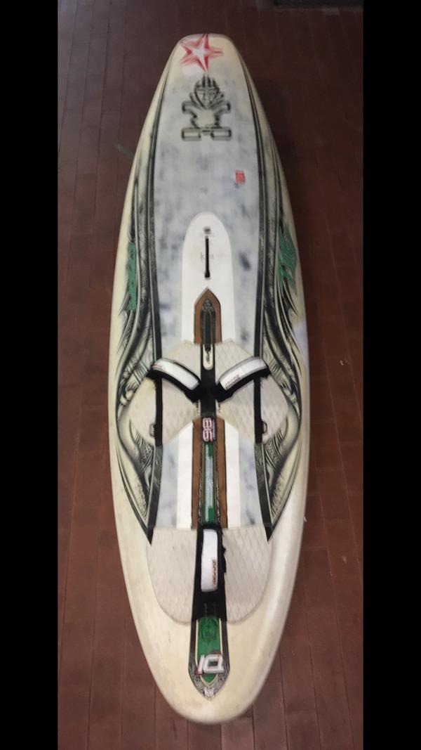 Starboard - Flare 98 lt