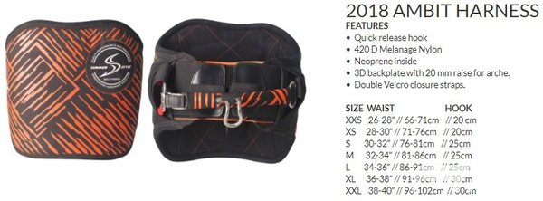 Simmer Style - AMBIT HARNESS