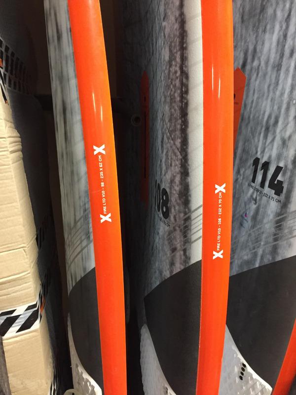 Rrd - X fire Ltd V10 98lt-114lt-122lt
