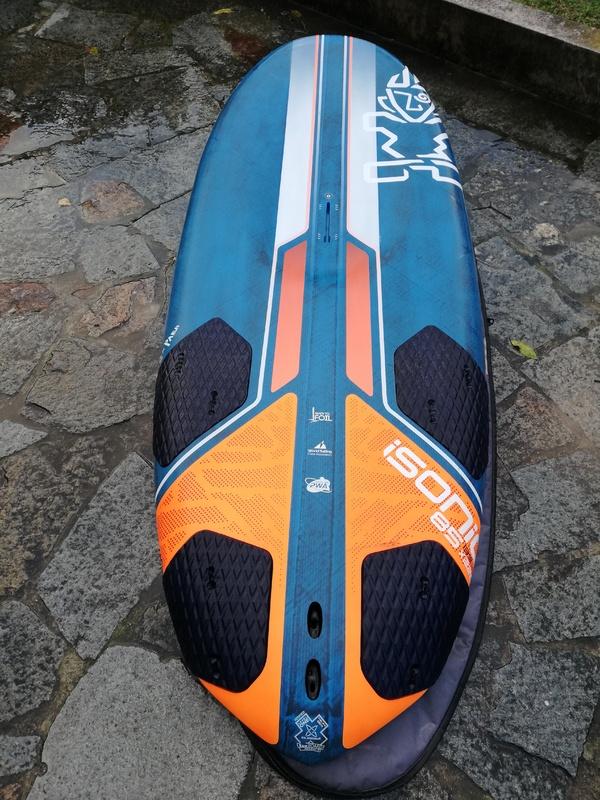 Starboard - Isonic 85 2019 Iachino ITA140