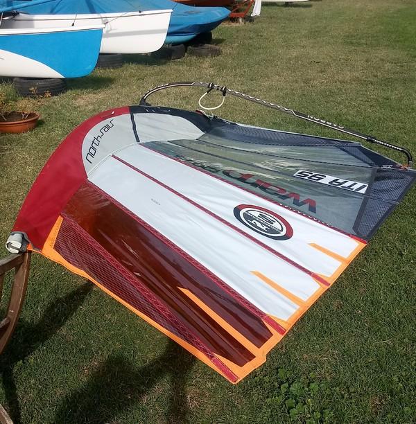North Sails - WARP 7.7 F2018