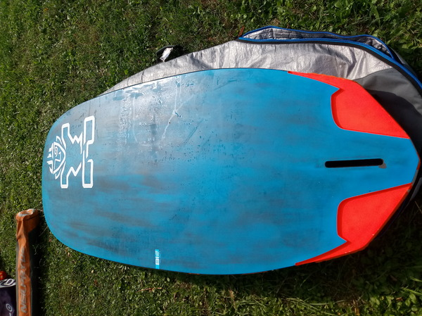 Starboard - Isonic carbon reflex 137