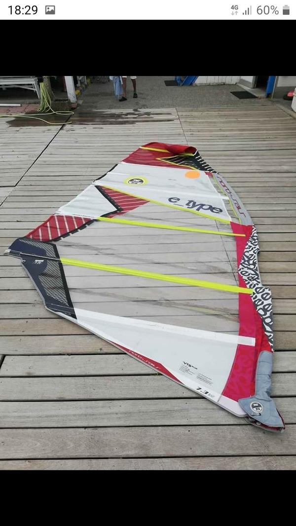 North Sails - E-type 7.3