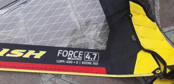 Naish - Naish Force Four misura 4,7
