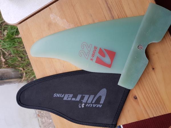 Maui Ultra Fins - Pinna X-WAVE 22 pb