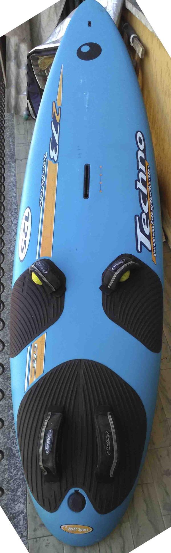 Bic Sport - techno 125 litri