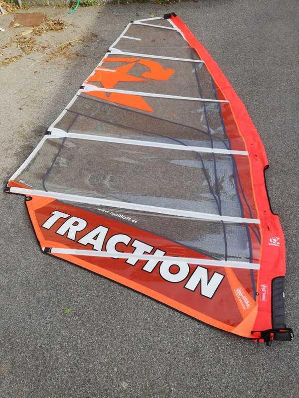 Sailloft Hamburg - Traction 7.5
