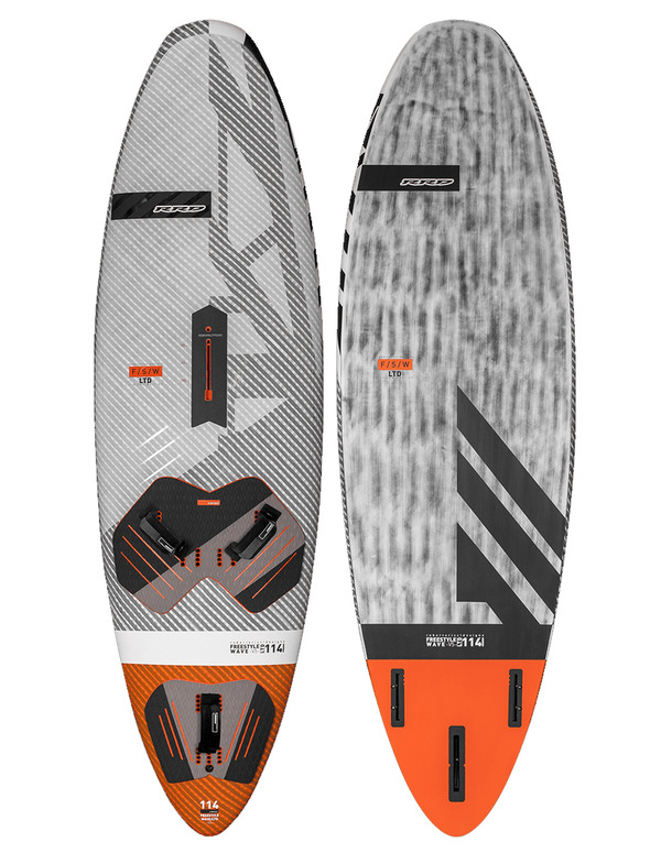 Rrd - Freestyle Wave 114 lt V5 LTD 2019 Y24 *SPEDIZIONE GRATUITA IN ITALIA*