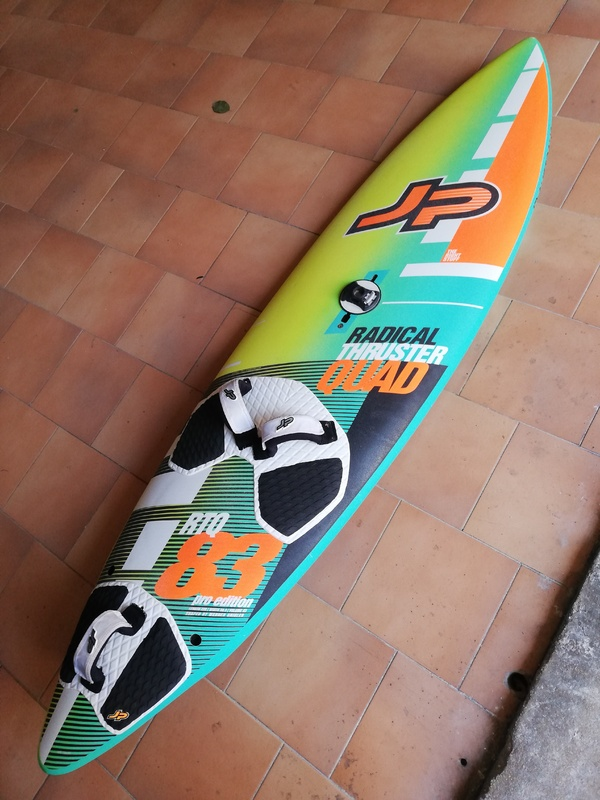 Jp - Radical Thruster Quad 83