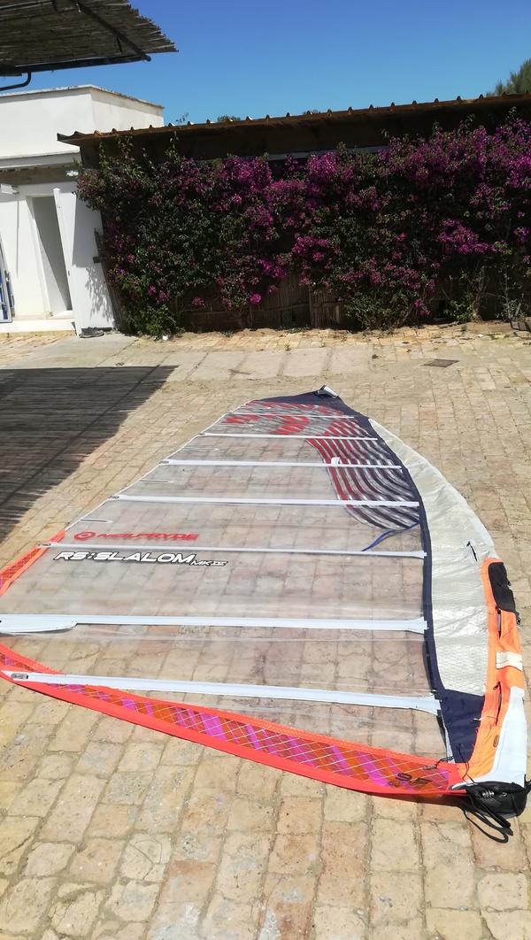 Neil Pryde - RS Slalom 9.5