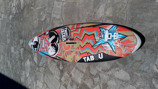 Tabou - Twister 90 litri