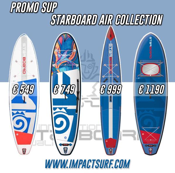 Starboard - Promo SUP prezzi imbattibili! *SPEDIZIONE GRATUITA IN ITALIA*