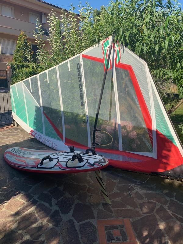 Challenger Sails - fluido