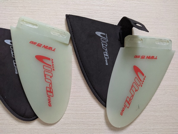 Maui Ultra Fins - Pinne Twin 15