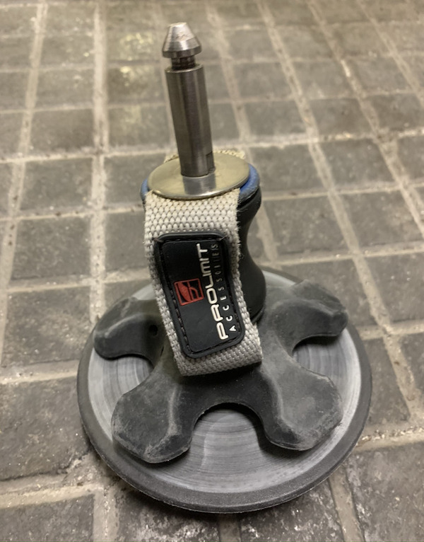 Pro Limit - Boge Rubber Joint Base Pin per Windsurfer Class