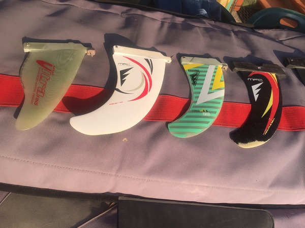 Mfc Maui Fins - Freewave/Wave