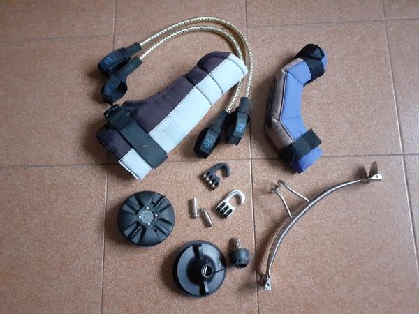 altra - Gaastra, Gunsail, Bic Vari accessori windsurf