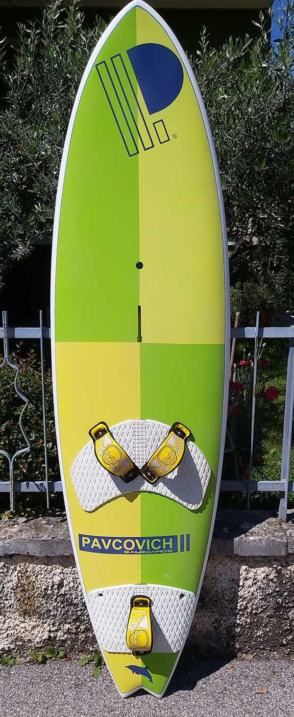 altra - Pavcovich custom wave thruster