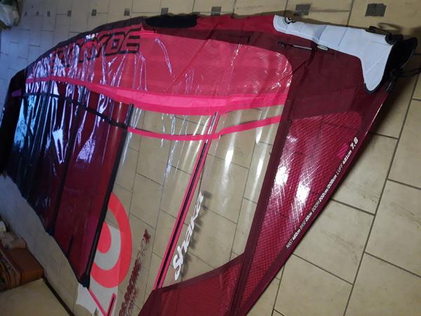 Neil Pryde - Racing EVO X 7.8