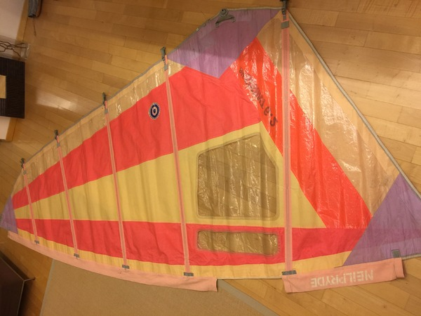 Neil Pryde - RAF SPRINT 6.2