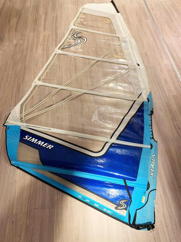 Simmer Style - Vmax 7.2 Ottime condizioni  *SPEDIZIONE GRATUITA IN ITALIA*