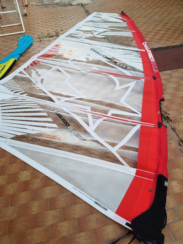 Challenger Sails - LIQUIDO 8.2 DEL 2020