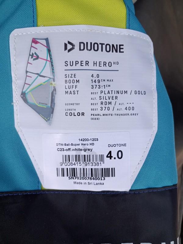Duotone - SUPER HERO HD 2020