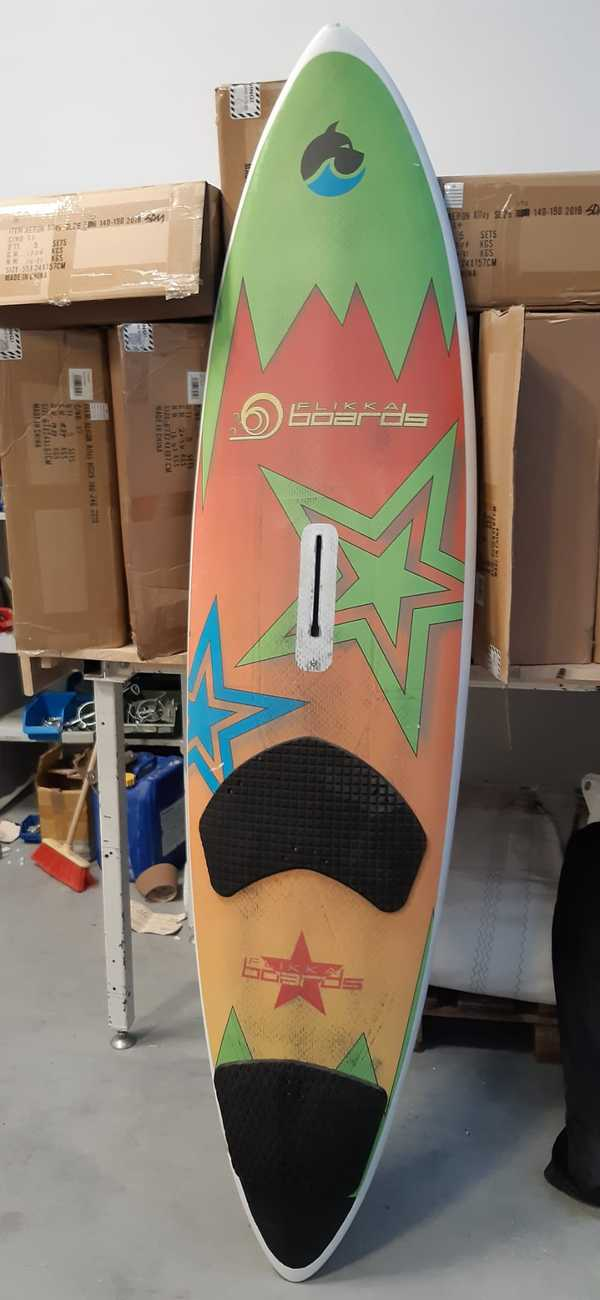 Flikkaboards - CUSTOM THRUSTER 85 2015