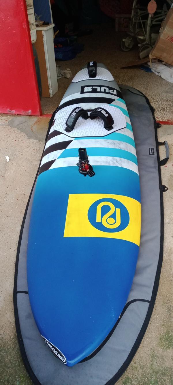altra - Puls boards Mag 85 titan tech