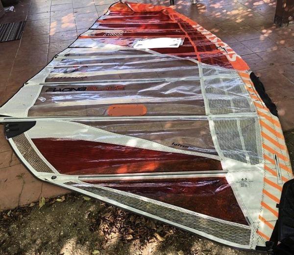 Loft Sails - Racing blade 6.3 e 7.8