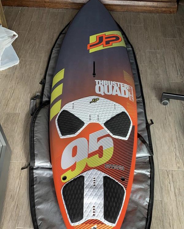 Jp - thrusted quad 95 L 2018 pro edition