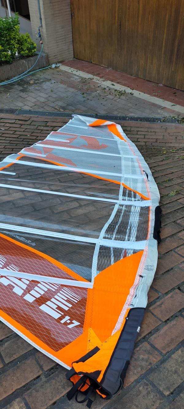 Sailloft Hamburg - Ultimate slalom